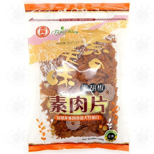 Fu Kuei Hsiang Black Pepper Jerky