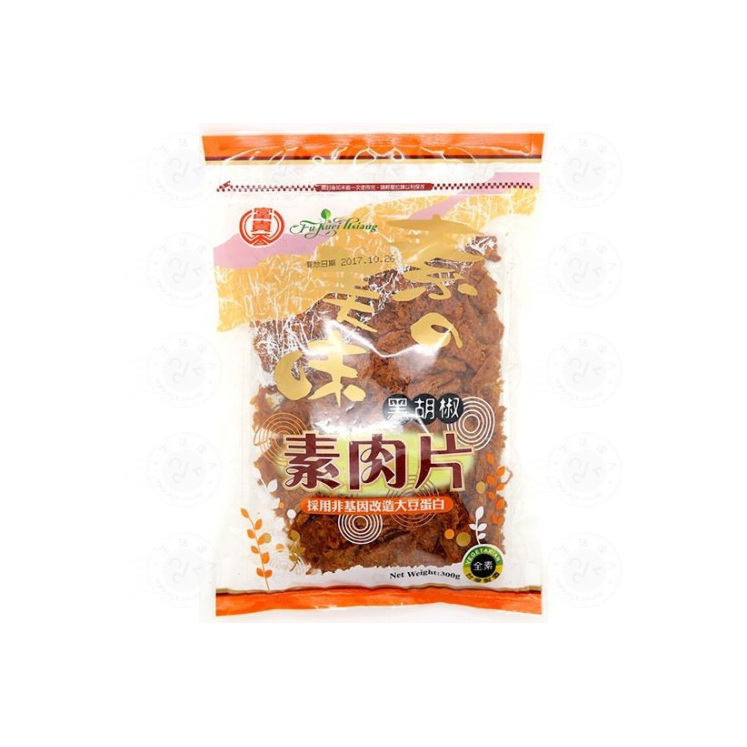 Fu Kuei Hsiang Black Pepper Jerky