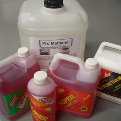Fuel / Lubricants / Additives