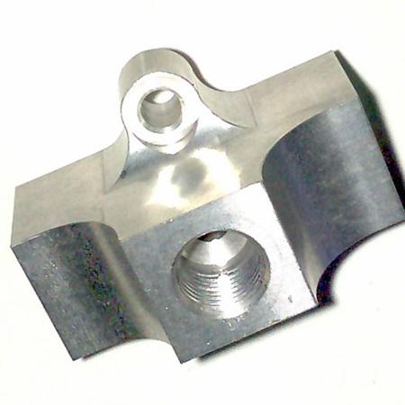 Fuel pressure adaptor