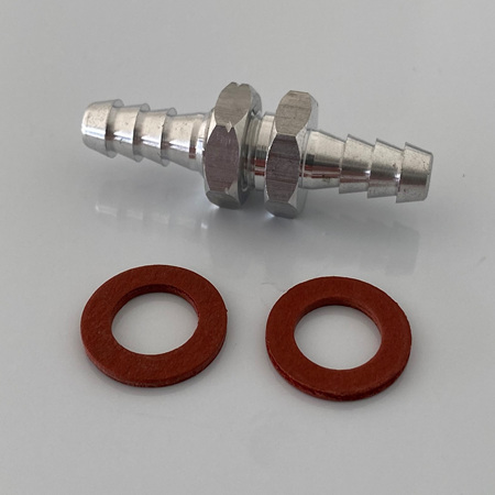 FUEL TANK ALLOY FITTING