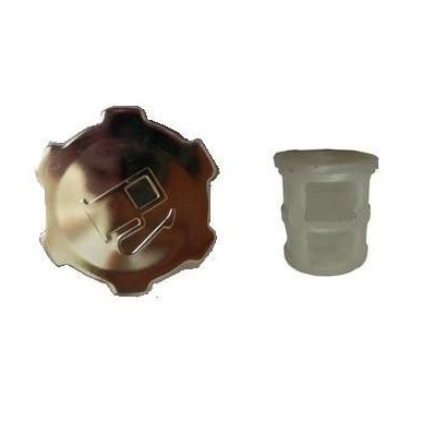 Fuel Tank Cap + Filter for Small Robin Engine