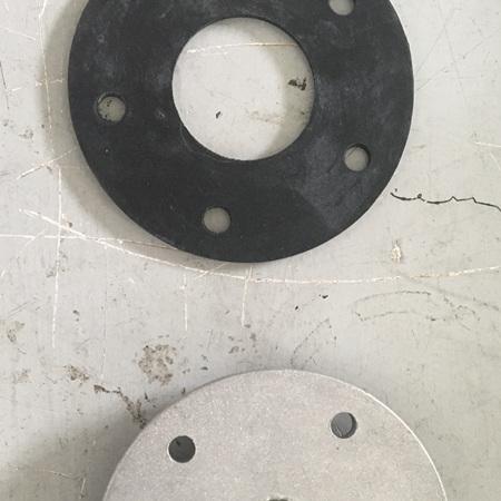 Fuel tank sender mount SAE pattern