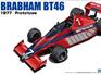 Fujimi 1/20 Brabham BT46 77 Prototype