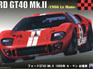 Fujimi 1/24 Ford GT40 1966 Le Mans