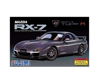 Fujimi 1/24 03726 1/24 Mazda RX7 S6 Spirit R