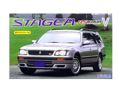 Fujimi 1/24 03916 Nissan Stagea RS Four V