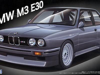 Fujimi 1/24 BMW M3 (E30)