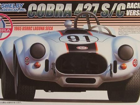Fujimi 1/24 Cobra 427SC
