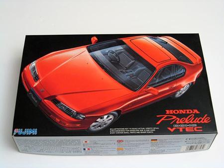 Fujimi 1/24 Honda Prelude 2.2 Si V-Tec