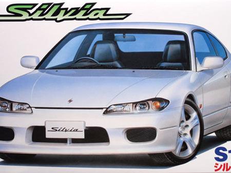 Fujimi 1/24 ID-24 S15 Silvia Spec R