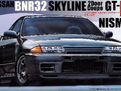 Fujimi 1/24 Nissan Skyline R32 GT-R Nismo