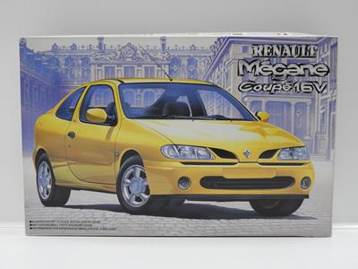 Fujimi 1/24 Renault Megane Coupe 16V