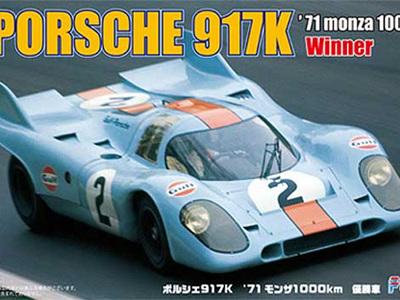 Fujimi 1/24 RS-98 Porsche 917K 1971 Monza 1000km Winner