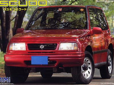 Fujimi 1/24 Suzuki Escudo/Vitara '94