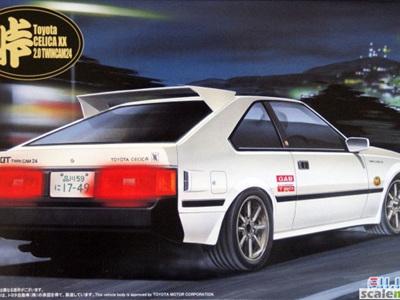 Fujimi 1/24 Toyota Celica XX 2.0 Twincam 24