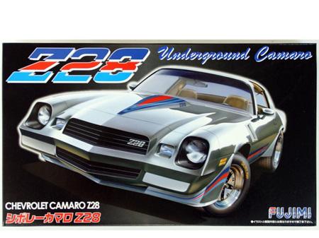 Fujimi 1/24 'Underground Camaro' Z28