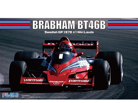 Fujimi 1/20 Brabham BT46B Swedish GP 1978 (Fan Car) (FUJ091532)