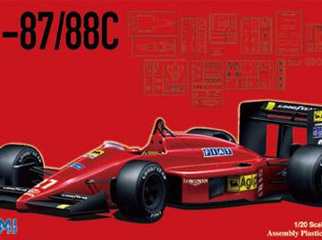 Fujimi 1/20 Ferrari F1-87/88C (FUJ091983)
