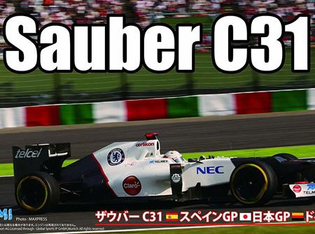 Fujimi 1/20 Sauber C31 (FUJ092072)
