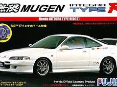 Fujimi 1/24 03821 Honda Mugen Integra Type R (DC2)