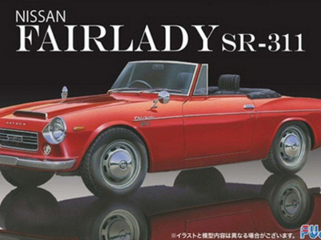 Fujimi 1/24 Fairlady SR311