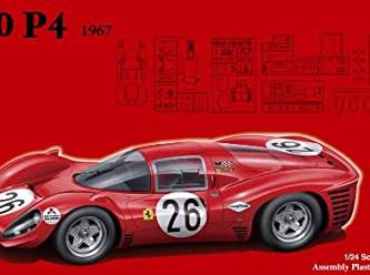 Fujimi 1/24 Ferrari 330 P4 (FUJ12575)