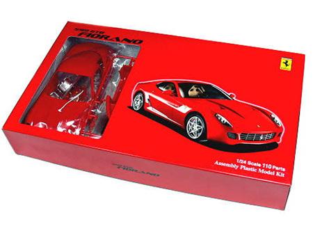 Fujimi 1/24 Ferrari 599 GTB Fiorano