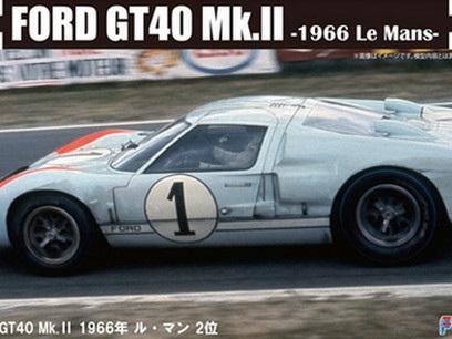 Fujimi 1/24 Ford GT40 MarkII 1966 Le Mans