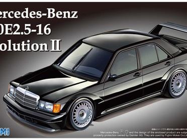 Fujimi 1/24 Mercedes-Benz 190E2.5-16 Evolution II (FUJ126692)