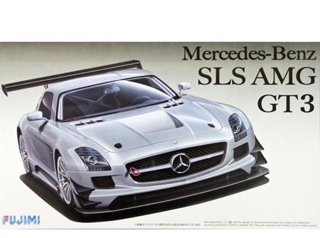 Fujimi 1/24 Mercedes Benz SLS AMG GT3