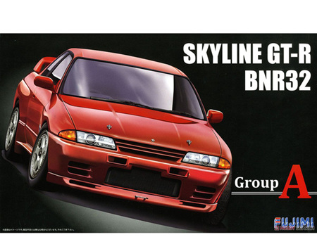 Fujimi 1/24 Nissan R32 Skyline GT-R Group A