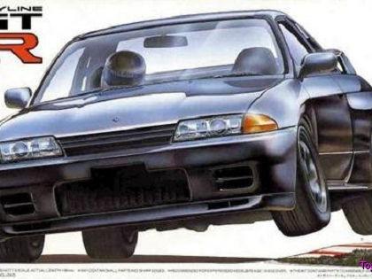 Fujimi 1/24 Nissan Skyline GT-R R32