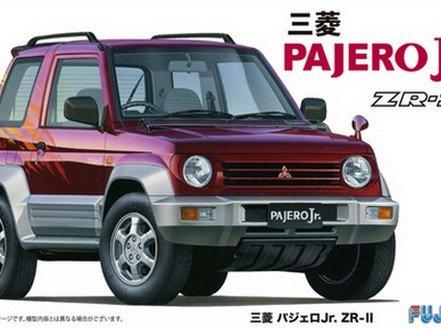 Fujimi 1/24 Pajero Jr ZR-II (FUJ039107)