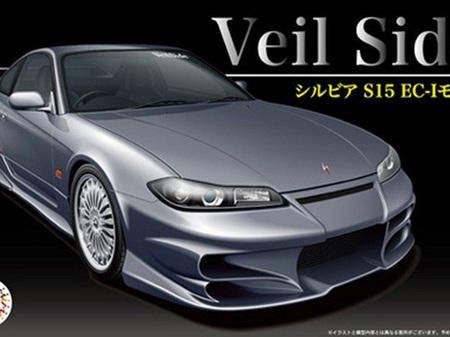 Fujimi 1/24 Silvia Veilside EC-1(S15)