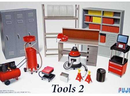 Fujimi 1/24 Tools 2 (FUJ113715)