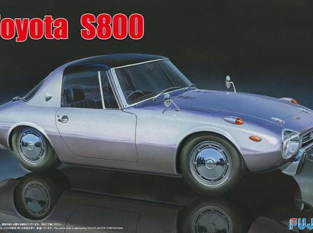 Fujimi 1/24 Toyota S800 (FUJ046198)