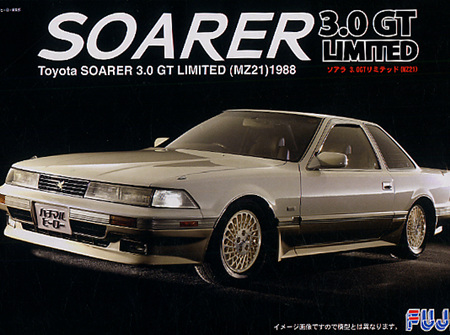 Fujimi 1/24 TOYOTA SOARER 3000GT (MZ21) 1988 (FUJ038612)