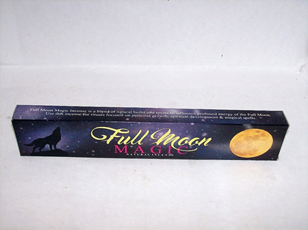 Full Moon Magic Incense
