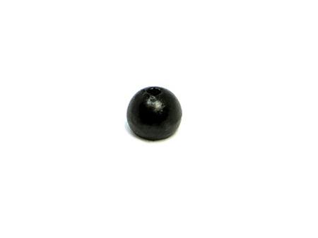 Fulling Mill Matte Black Tungsten Beads