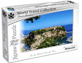 Puzzle Master World Travel Collection 1000 Piece Jigsaw Puzzle: Prince's Palace Monaco