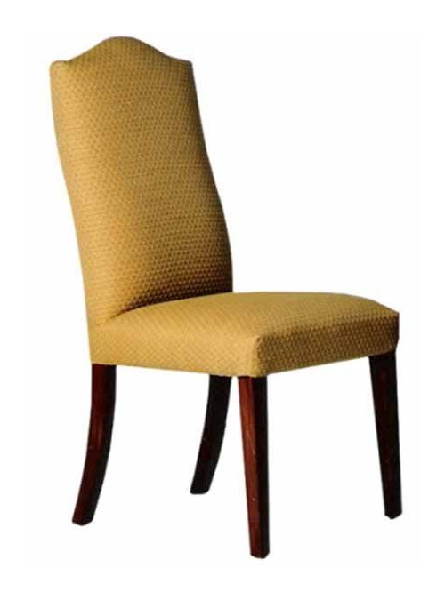 Healey Camelback Upholstered Chair Bloomdesignstudio