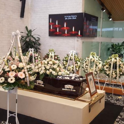 Funeral Service Flowers