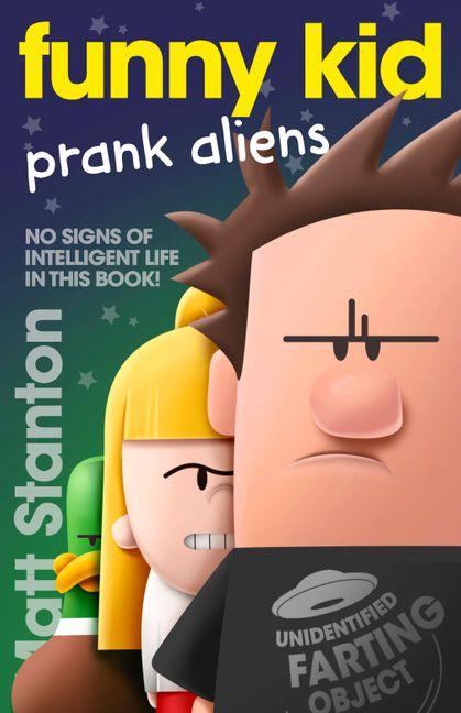 Funny Kid: Prank Aliens