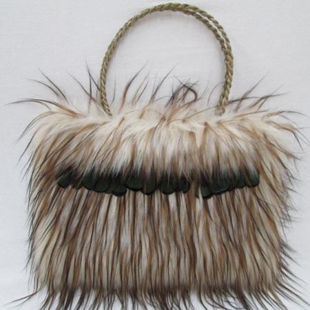 Fur Kete Bag