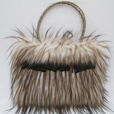 Fur Kete Bag