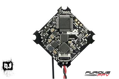 FuriousFPV F3 V2 ACROWHOOP Mini Flight Controller