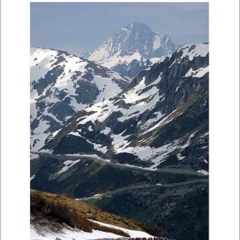Furka Pass - 2006 Tour de Suisse