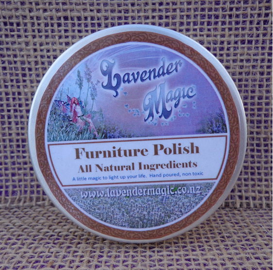 Furniture Polish all natural ingredients