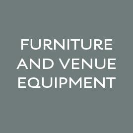 Furniture & Venue Equipment